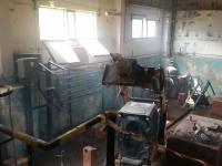 Демонтажные работы и уборка мусора в ВНС