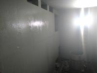Подземная часть (резервуар) с устройством полимерной гидроизоляции MasterSeal